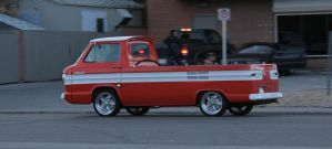 Corvair Pickup by KyleAndTheClassics