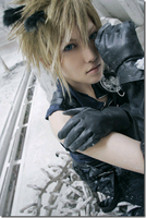 Cloud Strife Cosplay by AndyBsGlove