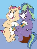 The founders of Care Bears by wackko200