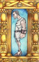 Rome: Titus Pullo by GriftersArt