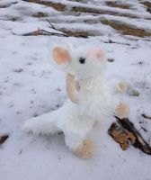 Plush Tauntaun Baby by auryanne