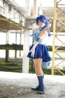 Sailor Mercury I by YukiChristy