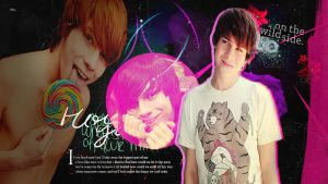 Kyler Moss Twink Cute by Mayte-Sybelle