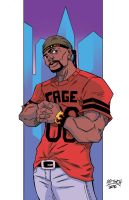 Luke Cage by delurio