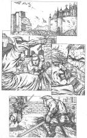 Something Evil Issue1 Page 1 by RudyVasquez