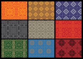 Free Patterns Swatches by roberlan