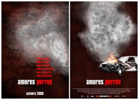 Amores Perros by Dr-Mastermind