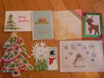 Your cards for the Holiday Card Project 2014-2 by Lou-in-Canada