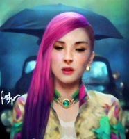 Dara by Uhcrone