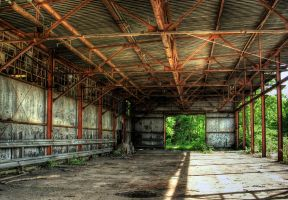 Factory HDR 01 by sixwings