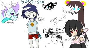 iScribble lawls by MurdocIsLove