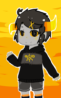 i'm bored as hell this means let's draw a fantroll by LucyRainbowlover