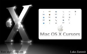 Mac Cursors for Windows by horizon14