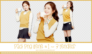 PACK PNG IRENE #1 ~ 3 RENDER by CeByun688