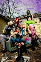 MT Coffinz Tutus by yuffiebunny