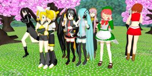 Super Anomaro Download Pack MMD by Musica-Anima-est