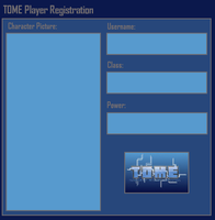 TOME Player Registration by PokemonGirl42