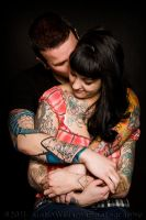 Mike and Cherry by Seiran-Photography