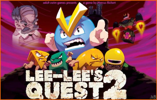 Lee-Lee's Quest 2 by theCHAMBA