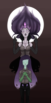 Like mother like daughter by Ask-Poison-Princess