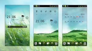 GrowUp Android Theme by buddhadharmasangha