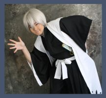 Ichimaru Gin: Bye bye by dark--typhoon