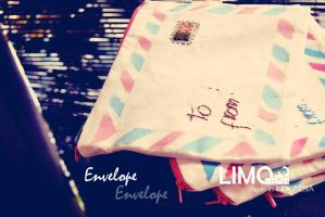 Envelope by LIMOmade