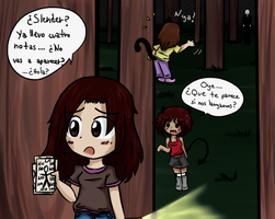 Slender Time! by Kaitogirl