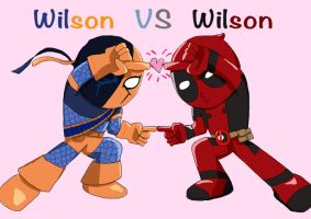 Wilson vs WILSON by SylvieZ