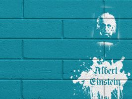 Albert Wallpaper 2 by skinniouschinnious