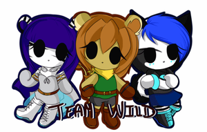 ::Chibi_Team_Wild:: PC by NaoLube-90