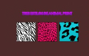 Estilos Animal Print by FriEvans
