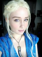 Daenerys Targaryen Cosplay Makeup by Jellyfish-Soup