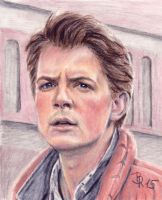 Marty McFly by LoonaLucy