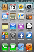 iOS 6 beta by jeff-saiint