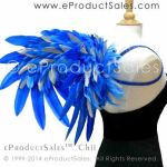 eProductSales Metallic Silver and Blue Wings by eProductSales