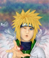 ... with love. Minato by Jolly-Imp