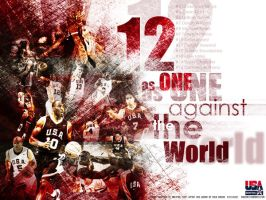 12 As One Against The World by YaDig