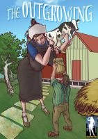 The Outgrowing - Slow Growth Amish Mini-GTS by giantess-fan-comics