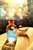 Magic in a bottle by Floreina-Photography
