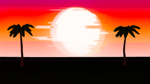 Sunset by AxiomDesign