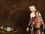 Champion Randy Orton by efdesignstudios