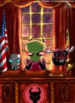 Hello Mr. President by Daughter-of-Fantasy