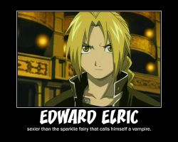 Edward Elric by paintbrush4657