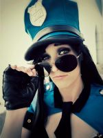 Officer Caitlyn: Excuse me? by SNTP