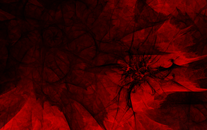 Blood Abstract by jesper164a