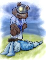 CRUZ AZUL vs Pachuca by gazap