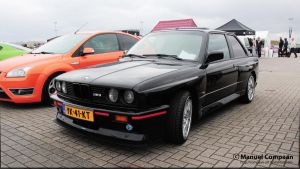 1990 BMW M3 by compaan-art