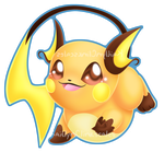 Raichu v2 by Clinkorz
