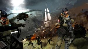 killzone 2 by Damrick